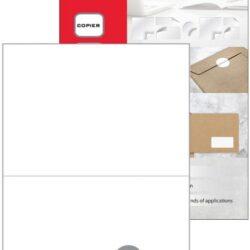 Etikete A4 laser-inkjet 210 x 148mm