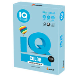 PAPIR A3 80G IQ COLOR ICE BLUE