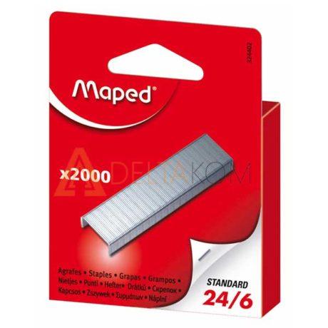 Sponke za spenjač Maped 24/6 2000/1