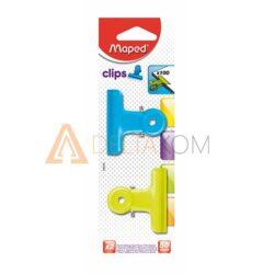 Sponke za papir Maped binder 50mm