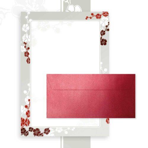 Set kuverte in papir GRACE A4