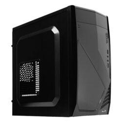 Ohišje AeroCool CS-102 Micro-ATX črna barva