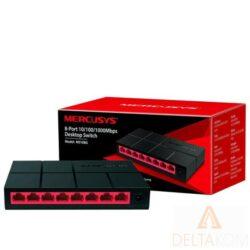 MERCUSYS 10/100/1000Mbps 8-port mrežno stikalo