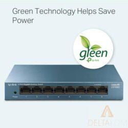 TP-LINK LiteWave LS108G 8-port